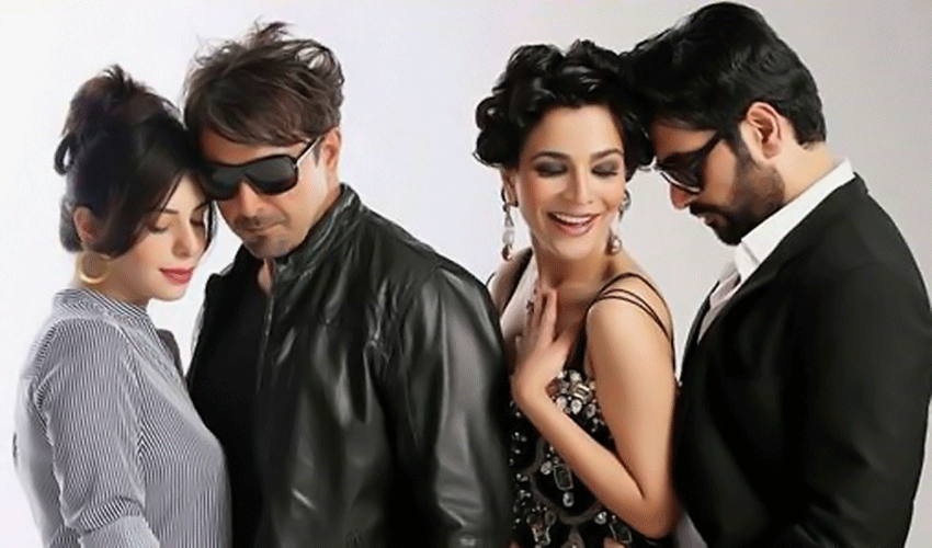 The film features Shaan Shahid, Humayun Saeed, Humaima Malick and Uzma Hasan. – File photo
