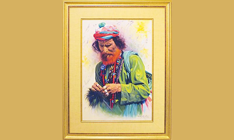 Malang by M Rustom Khan.
