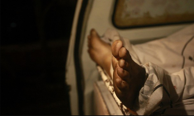 According to the FIR, the couple's family tied them up in public and beheaded them in a village near Sialkot.—File photo