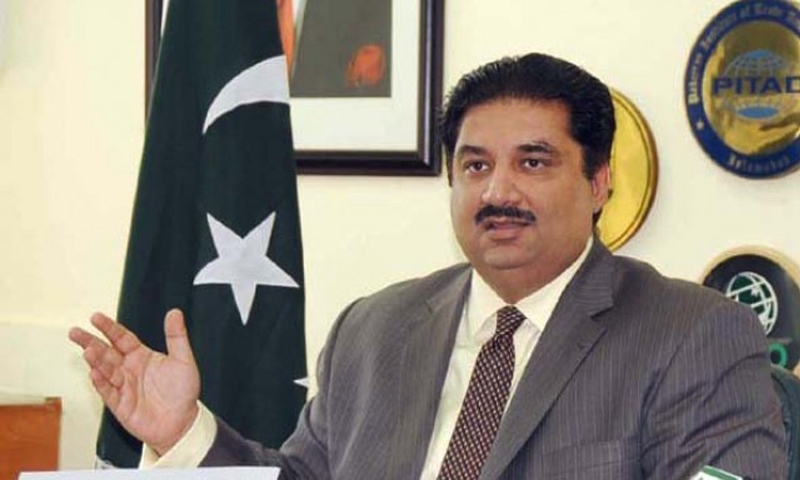 Commerce Minister Khurram Dastgir. - File photo