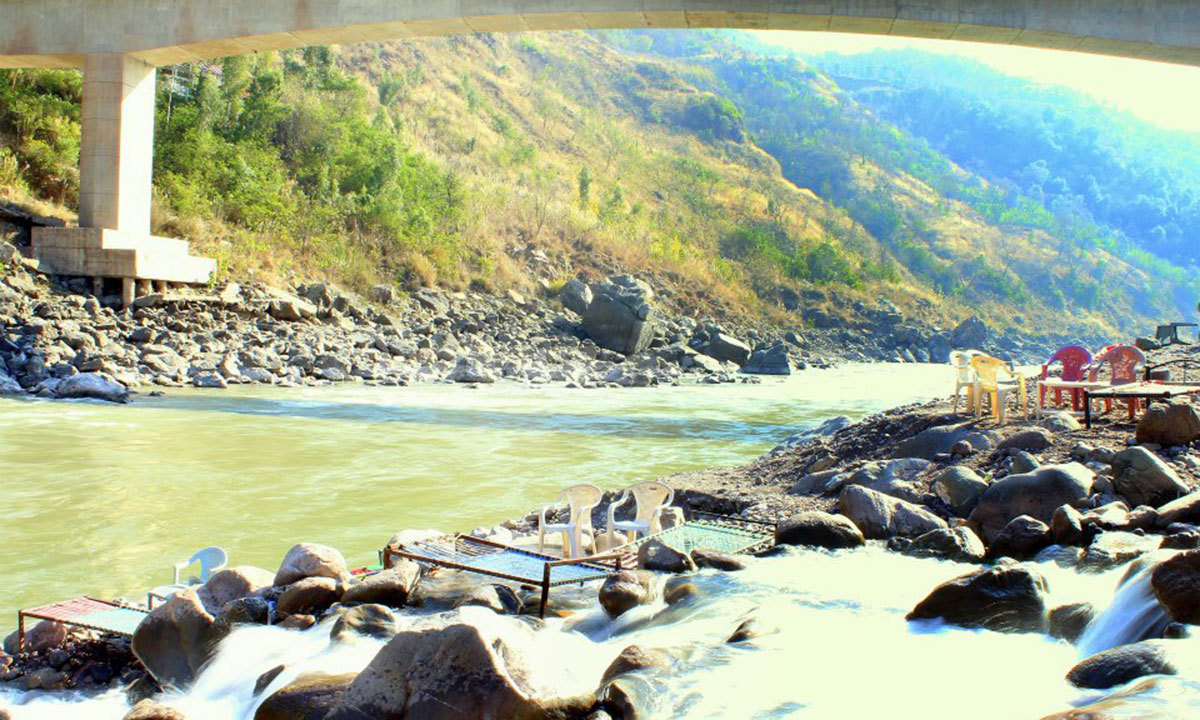 Neelam point, Murree. – Photo by Muhammad Haseeb Halai