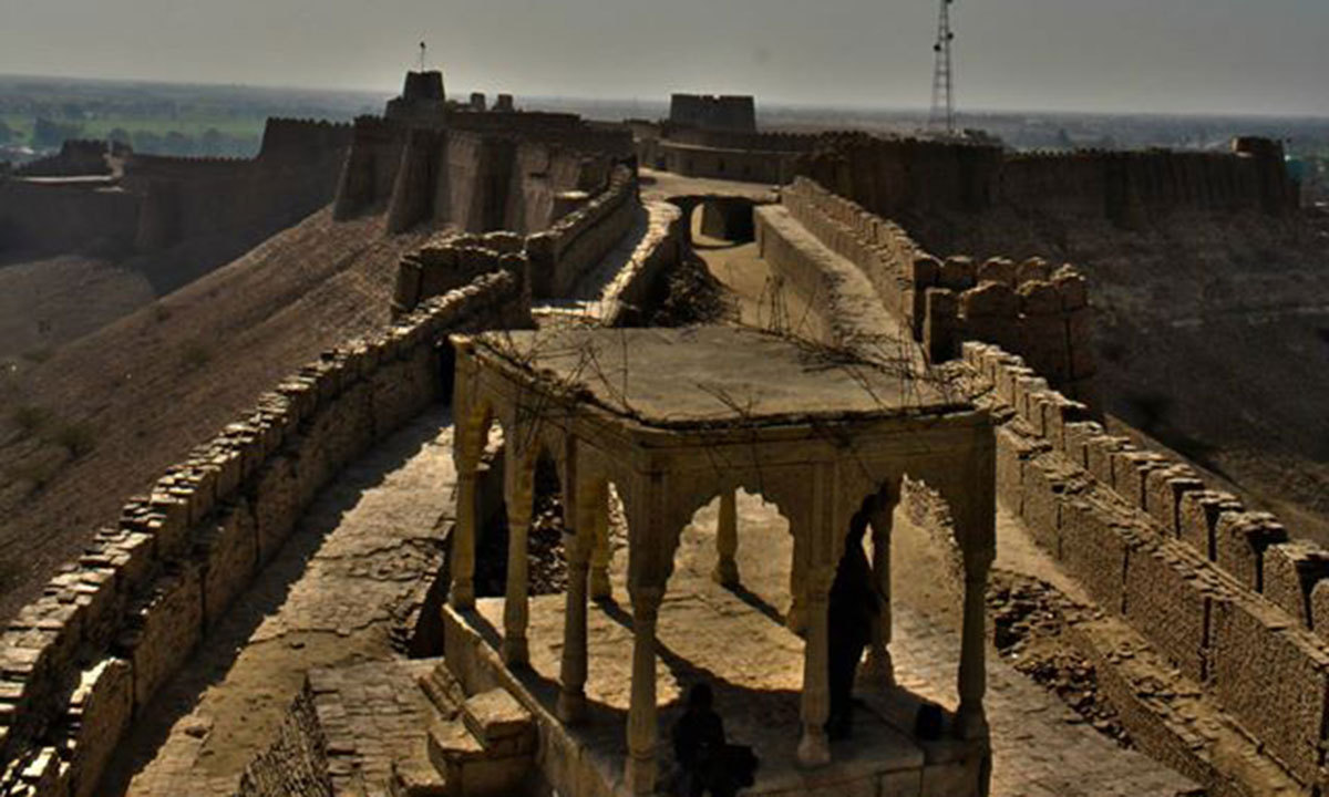 Kot Diji, Khairpur District, Sindh. – Photo by Muhammad Haseeb Hala