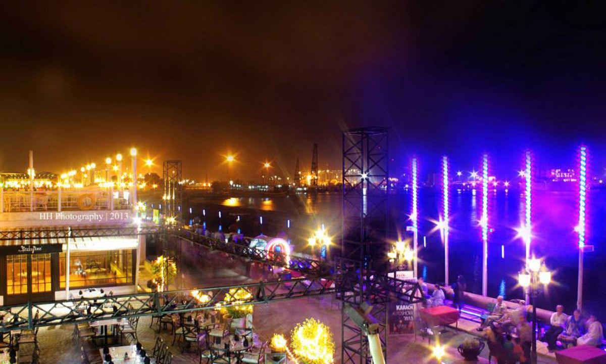 Port Grand, Karachi. – Photo by Muhammad Haseeb Hala