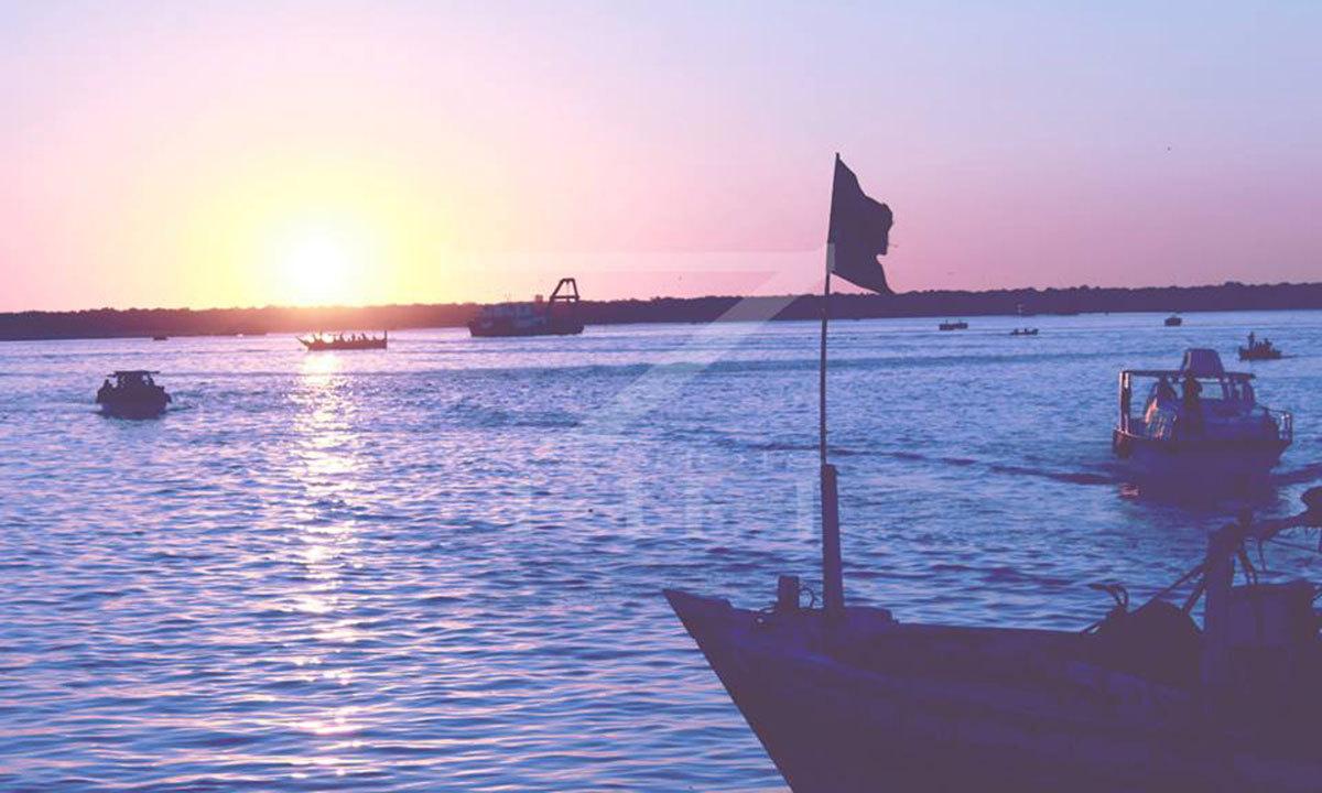 Do Dariya, Karachi. – Photo by Muhammad Haseeb Hala