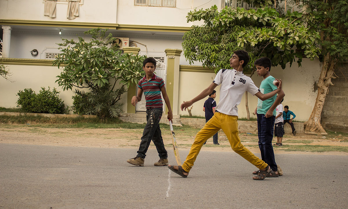 The Craziness To Play In Chappals And Jeans Can Only Be Found In Gali Cricket