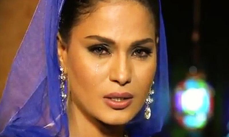 Tears on demand during Ramazan.