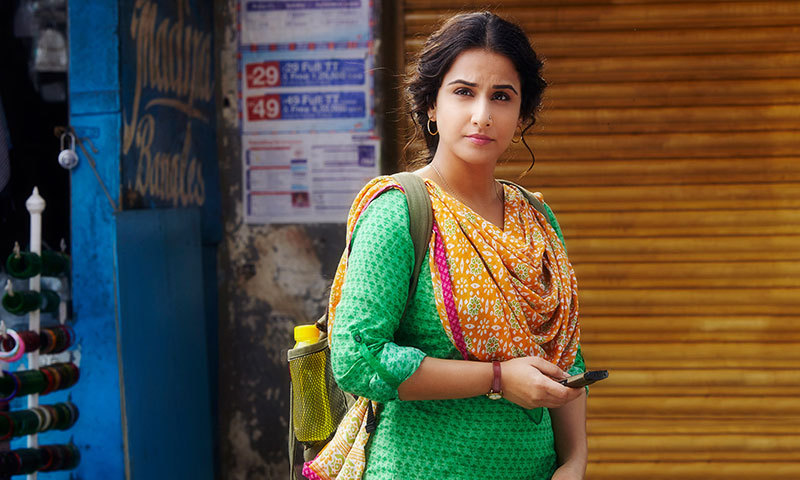 "A scene from movie, ""Bobby Jasoos"". – Courtesy Photo"