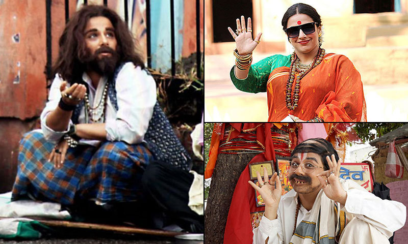 "Scenes from movie, ""Bobby Jasoos"". – Courtesy Photo"