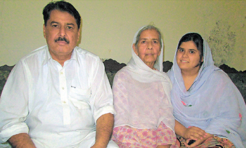 Chakwal's lone Hindu family leads peaceful but secluded life