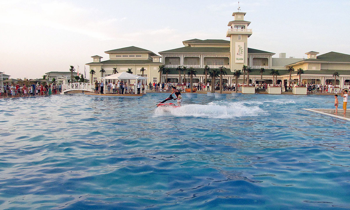 Hope In Iran >> Windsurfing makes waves in Turkmenistan - World - DAWN.COM
