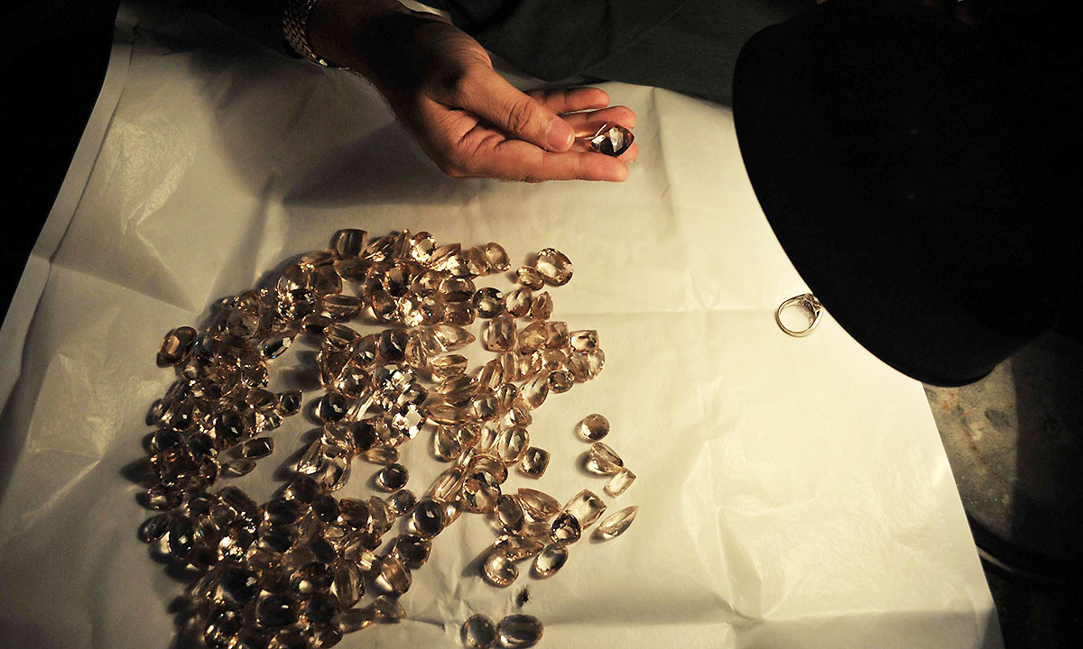 Pakistan's Gem Exports Rise By 67.4% in 9MFY21