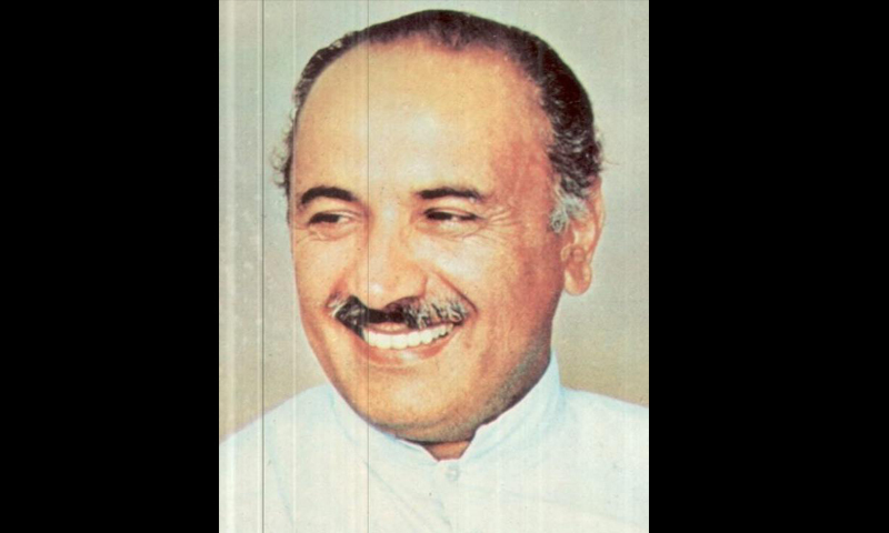 Asghar Khan's visit to the three Islamic countries was apparently part of the scheme and aimed at showing to the heads of the friendly states the person who would be the next prime minister of Pakistan. — Courtesy photo