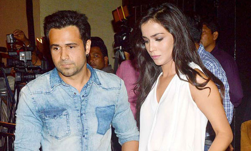 Emraan Hashmi And Humaima Malik Attend Raja Natwarlal S Wrap Up Party