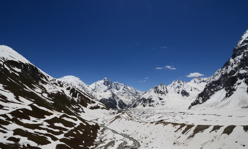 Naltar Pass, Gilgit Baltistan. Photo by Mobeen Ansari