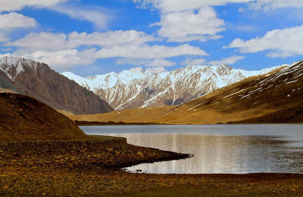 Shandur Lake. Photo courtesy: A DifferentAgenda