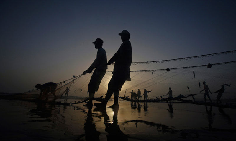 According to an estimate, about 20,000 to 25,000 households are affected by the fishing ban.—Reuters/File photo