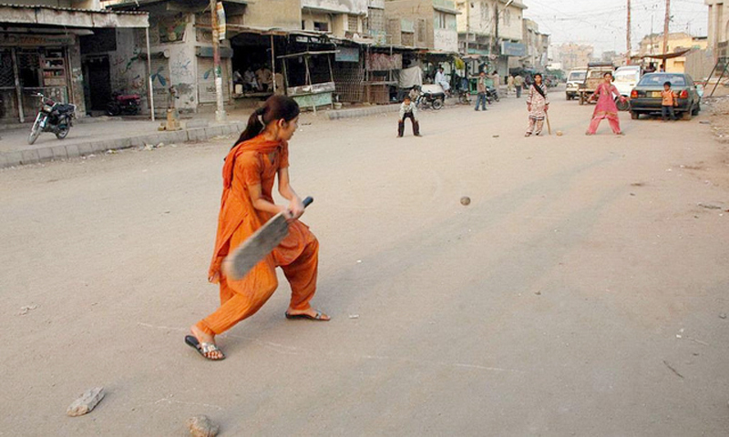The Growth Of Pakistans Womens Cricket Team Inspired These Girls To Get Their Own Game Going