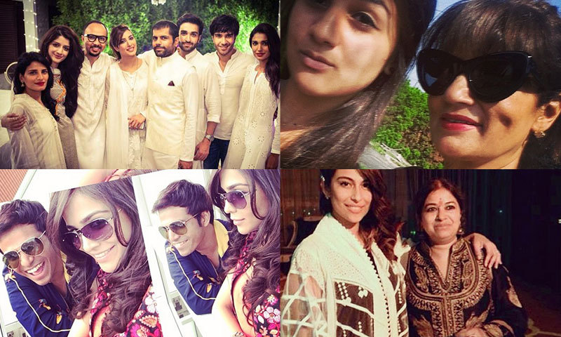 Celeb gawking: Throwbacks, holidays and Ramazan festivities