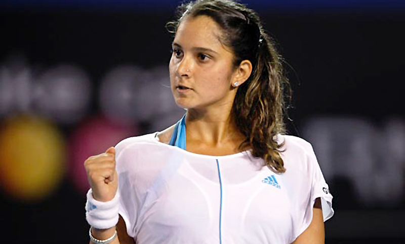 Sania Mirza - Reuters/File