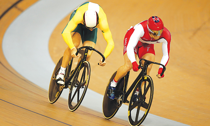 Doping shocker for Wales as Aussies target more gold