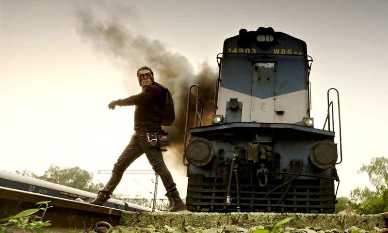 """A scene from movie, """"Kick"""". – Courtesy Photo"""
