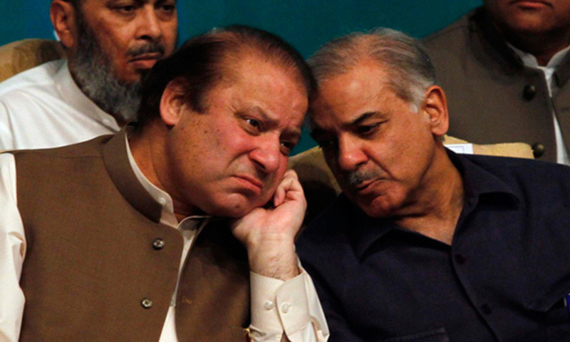If indeed Article 245 is linked to the PTI's Aug 14 rally, then has the PML-N unwittingly made the military the final arbiter in politics yet again? — File photo
