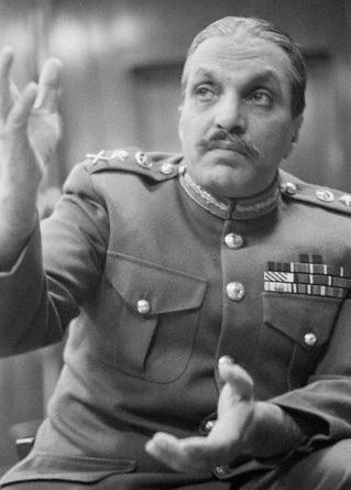General Zia.