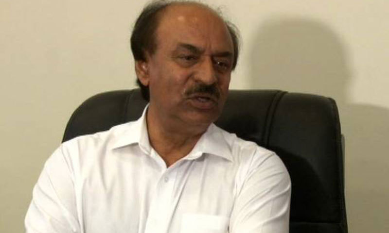 Sindh's Senior Education Minister Nisar Ahmed Khuhro.— File photo