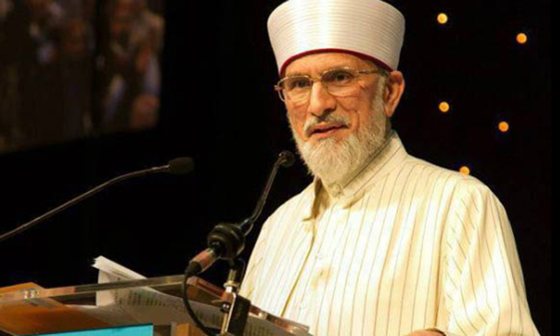 FBR sends Rs350m income tax notice to Tahirul Qadri