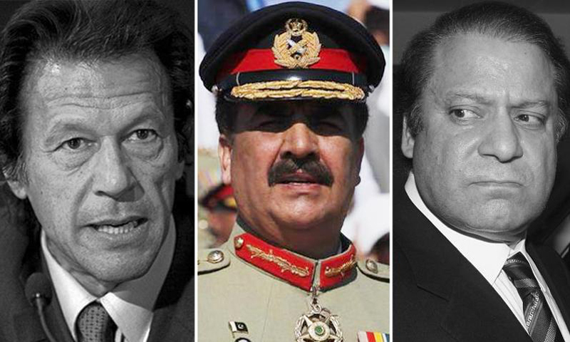Nawaz is, or should be, aware that a military takeover is not out of the realm of possibility.