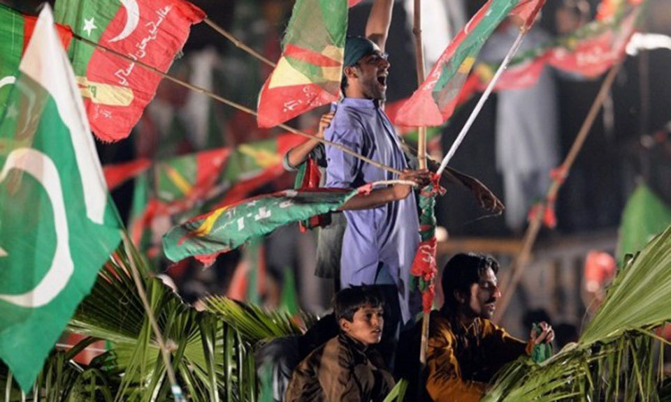 PTI supporters gear up for protests - AFP/File photo