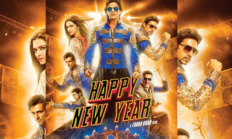 С новый год кадры индийский фильм