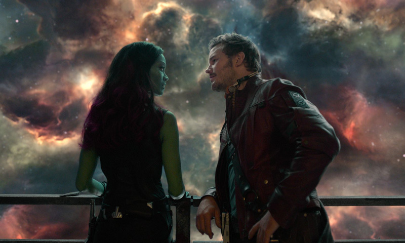 "A scene from movie, ""Guardians of the Galaxy"". – Courtesy Photo"