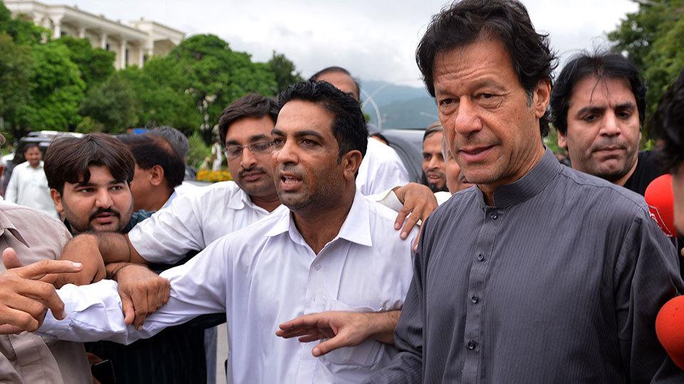 PTI chief Imran Khan. — File photo