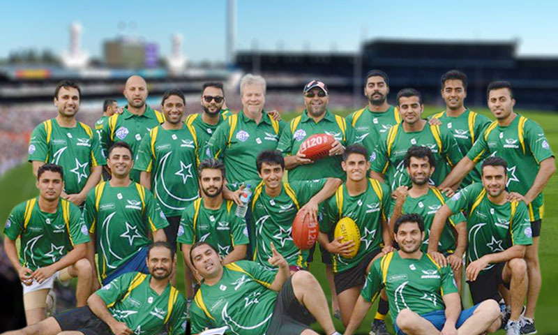 53f077f30b0d9?r1518742783 - Pakistan defeat India 101-7 in Australian Football League