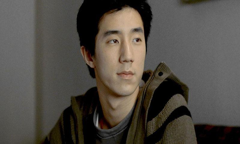 ہالی وڈ اداکار کے بیٹے جے چی چین۔ — فائل فوٹو