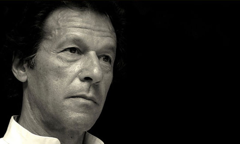 What Imran advocates right now is rebellion against the Pakistani state itself. —Photo by Mobeen Ansari
