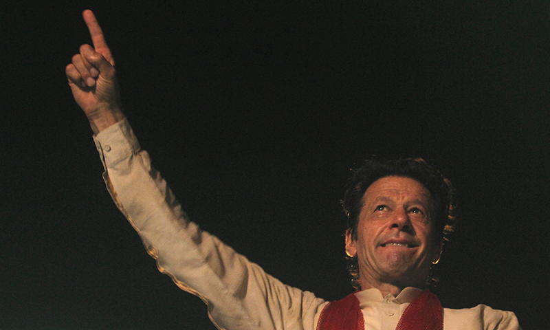 The PML-N government should also be aware of the implications of Mr Khan's other announcement: mass PTI resignations outside Khyber Pakhtunkhwa's provincial assembly mean a raft of by-elections will be held across the country in the next couple of months. — Photo by Reuters