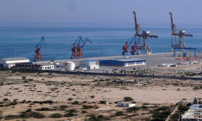Gwadar port.— File photo