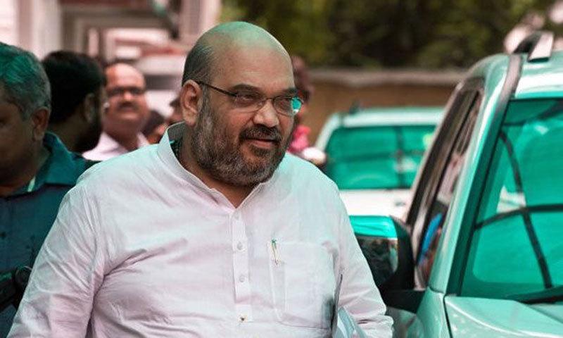 Bharatiya Janata Party (BJP) president Amit Shah. — File photo