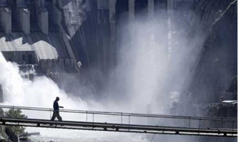 Pakistan has raised serious objections to the designs of the Kishanganga Dam.— File photo