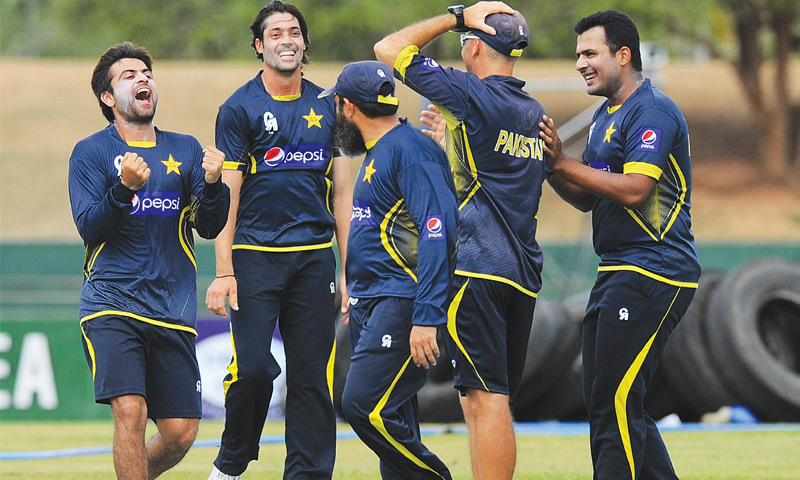 Pakistan lock horns with Sri Lanka in  series-deciding battle