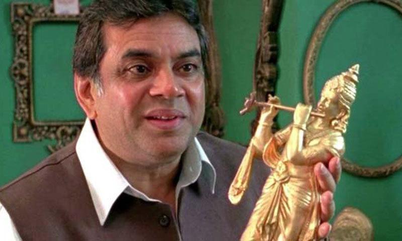 Paresh Rawal in film