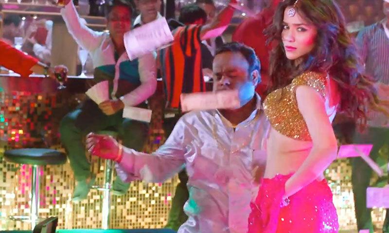 """A scene from movie, """"Raja Natwarlal"""". – Courtesy Photo"""