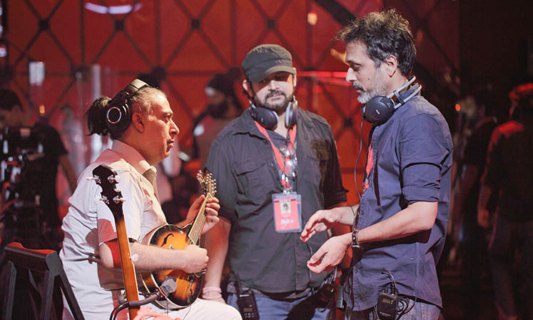 Coke Studio season 7 was all set to be launched on September 7 but has now been delayed — Kohi Marri 2014
