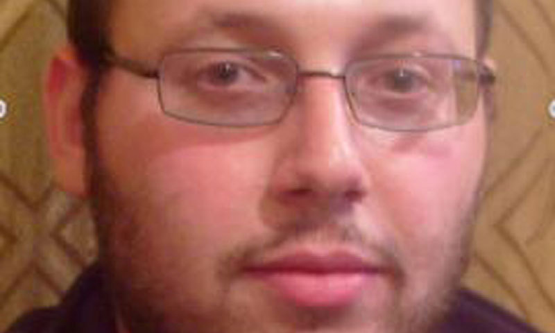 US journalist Steven Sotloff is pictured in this undated handout photo. -Reuters