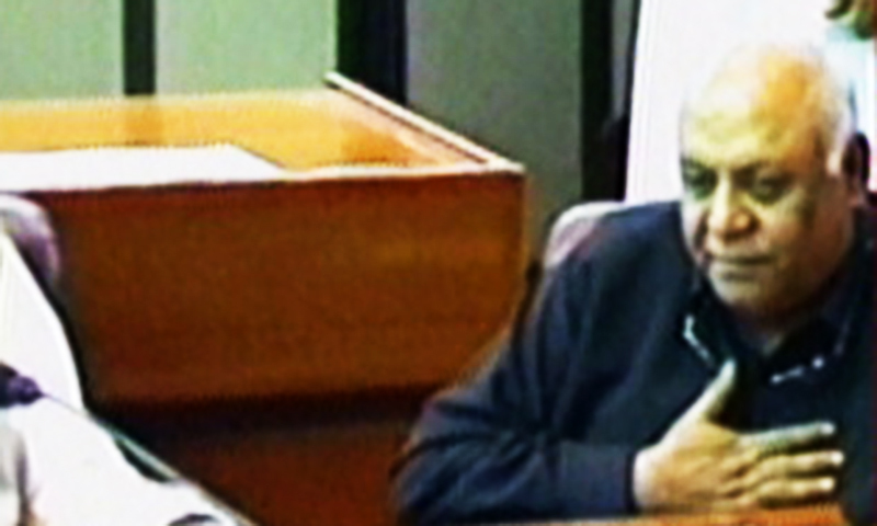 Bizenjo reacts to Qureshi