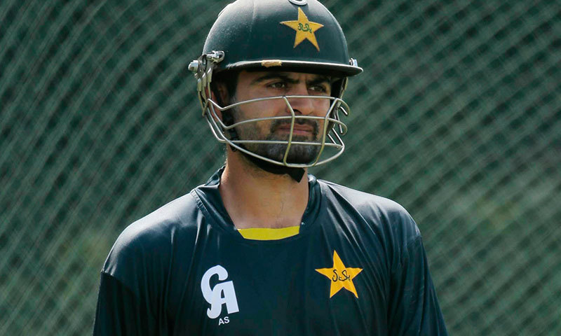 The PCB said that it is investigating religious comments by batsman Shehzad to Sri Lanka player Tillakaratne Dilshan. -AP Photo