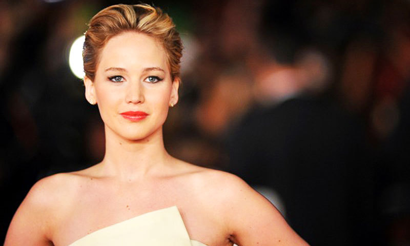 Oscar-winning actress Jennifer Lawrence is among the celebrities whose private images have been leaked recently -Photo by AP
