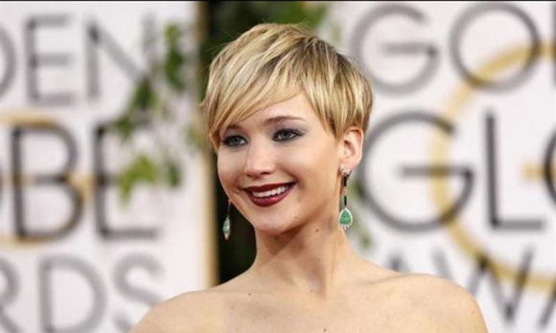 Nudeselfie jennifer lawrence Jennifer Lawrence
